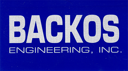 Backos Engineering Logo