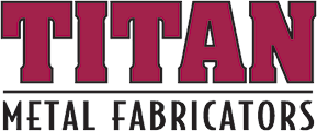 Titan Metal Fabricators, INC. Logo