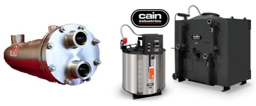 Affiliated Steam Heat Exchanger Cain Economizer