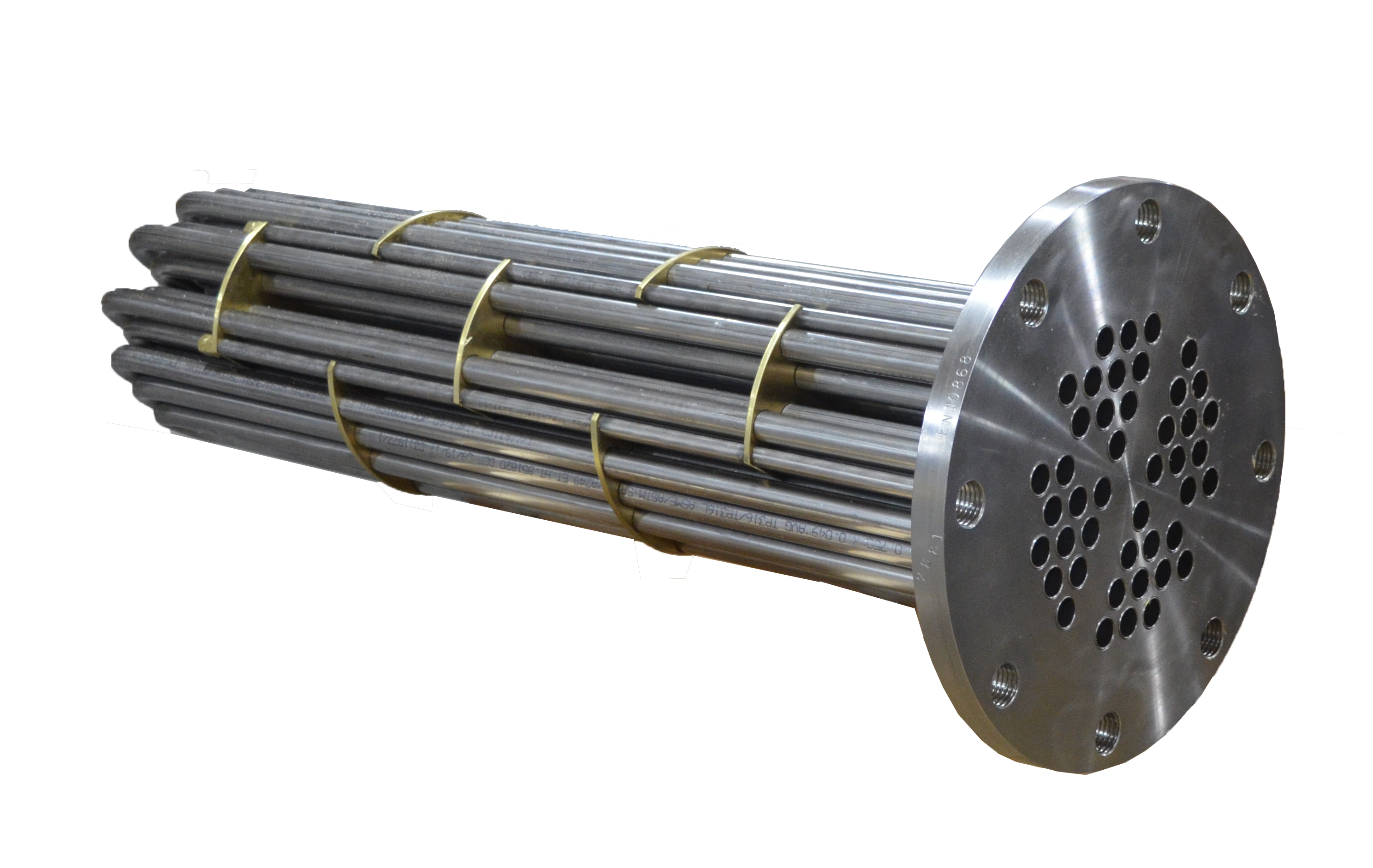 Affiliated Steam DRS Marlo Shell and Tube Heat Exchanger